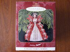 Hallmark Keepsake Ornament - Holiday Barbie Collectors Series 1997 Nib
