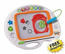 VTech Develop Skills Toys Drawing Board Write Fun Learn Touch Toddler Kid NEW