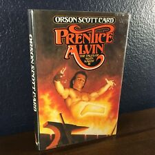 SIGNED Orson Scott Card PRENTICE ALVIN First Edition 1st/1st Hardcover HC DJ