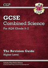New Grade 9-1 GCSE Combined Science: AQA Revision Guide with Online Edition -...