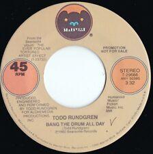 Todd Rundgren ORIG US Compassion NM '81 Power Pop Bearsville
