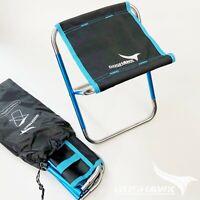 Goshawk Outdoor Mini Seat Camping Fishing Hiking Picnic Chairs folding stool