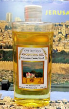 Anointing Oil Cinnamon,Cassia,Myrrh Holy Sepulchre Jerusalem 8.45oz EXCLUSIVE !