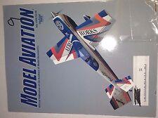 Model Aviation Magazine Wittman D-12 Bonzo Radios July 2004 041317nonrh