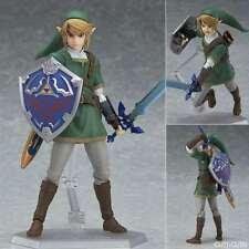 Figma 319 The Legend of Zelda LINK Twilight Princess Action FIgure New