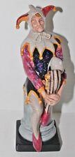Royal Doulton Figurine - The Jester HN2016 -English Porcelain - Retired