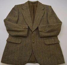 Da Uomo Vintage OTTO Werner Harris Tweed Giacca SZ 40 - 42 media #TT16061845