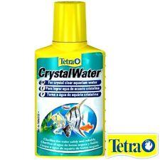 Tetra Crystal Water 100ml 250ml 500ml Aquarium Fish Tank Cloudy Water Algae