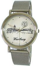 Orologio Uomo Motivo Wartburg Luther ROSE LIU Stainless Steel Unisex Quarzo Watch