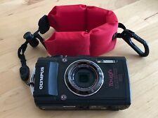 Olympus Tough TG-4 Outdoor-Digitalkamera, wasserdicht bis 15m + GPS + WiFi
