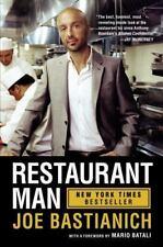 Restaurant Man by Joe Bastianich (2013, Paperback)