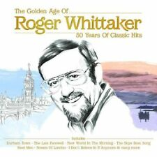 Roger Whittaker - The Golden Age Nouveau CD