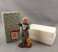 Dept. 56 All Through The House Sue Ellen Christmas Vintage Figurine Department