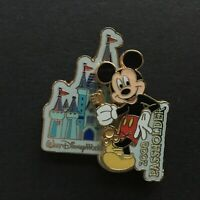 WDW - Passholder Exclusive - 2008 Passholder - Mickey Mouse Disney Pin 59121