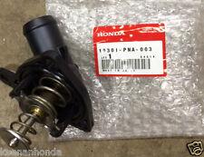 Genuine OEM Honda Civic SI CR-V Engine Thermostat with Gasket CRV