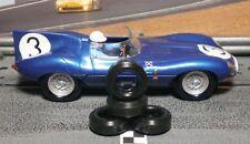 1/32 Urethane Slot Car Tire 2pr Pgt-21073Se fit Scalextric D-Type Jaguar