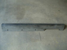 Driver Front Lower Body Trim Black Lincoln LS 00 01 02
