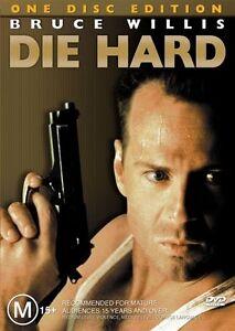 DIE HARD starring Bruce Willis (DVD, 2004)
