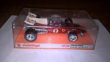 Mebetoys Mattel Serie Gran Prix art.6671 Ferrari 312 B2 F1 con scatola.