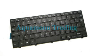 Genuine Dell Keyboard Inspiron 3452 3442 3441 3443 SPANISH TECLADO Latin Espanol