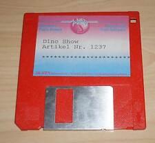 Commodore Amiga Spiel Game - Dino Show - Artikel Nr. 1237