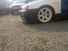 "Nissan Skyline GTR34, R34 Front Fenders NEKSA ""Neksa autotuning"""
