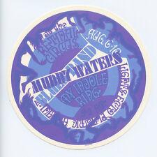 Retinal Circus Postcard 1968 Aug 6  Muddy Waters Vancouver