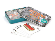 Playing Cards Set in Tin T1 Camper Van Bus VW Collection by BRISA PLCCVW01