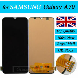 For Samsung A70 2019 Replacement LCD Display Touch Screen Digitizer Assembly