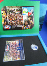2015 AFL The Ultimate Collection - Fine Silver Coin - Trading Cards - maxicard.
