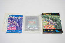 Vattle Giuce Nintendo Game Boy Original Classic Shooter Complete Exclusive Japan