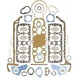 NEW 1939-42 Ford flathead complete engine gasket set 91A-6008-CH