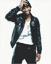 SINGER USHER RAYMOND HAND SIGNED AUTHENTIC 8X10 PHOTO C w/COA ATLANTA R&B LEGEND