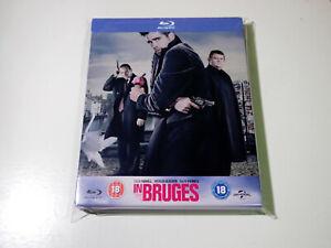 In Bruges Blu-ray Steelbook | Martin McDonagh Zavvi Exclusive | LIKE NEW