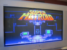 Super Metroid Super Nintendo SNES COMPLETE Game+Box+Manual+Inserts