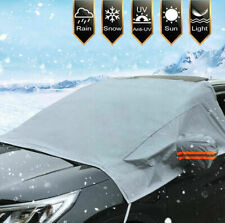 Car Windshield Snow Cover Winter Ice Frost Guard Removal Mirror Protector