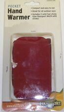 Stansport Solid Fuel Pocket Hand Warmer #628
