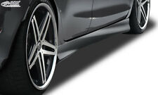 "RDX Seitenschweller FORD Fiesta MK7 JA8 JR8 Schweller ""Turbo"" Set Spoiler"