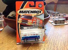 Matchbox Highway Heroes VW Transporter Series Bulldozer   # 12