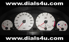 Bmw Serie 3 E46 (1998-2006) - 240km/h (gasolina o diesel) - Dial blanco Kit