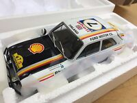 TRIPLE 9 1800132 FORD ESCORT RS1600 Mk1 model rally car Safari Rally 1972 1:18th