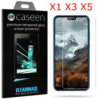 1/3/5Pcs Tempered Glass Film Screen Protector For Huawei P8 P9 P10 P20 Lite/Pro