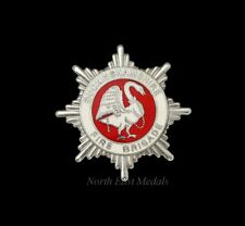Buckinghamshire Fire Brigade Cap Badge