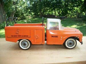 Vintage Tru-Scale International Parts & Service Utility Truck