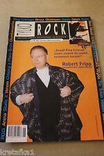 Tylko Rock 6/2000 Robert Fripp, Santana, King Crimson, Bruce Dickinson,