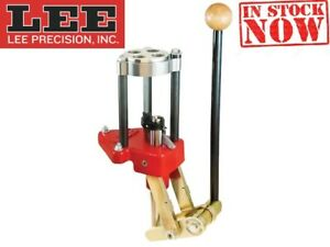 Lee 90064 Classic 4 Hole Turret Press with Auto Index