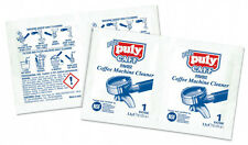 Puly Caff Coffee Machine Cleaner Single Dose Sachets 4 x 3.5g