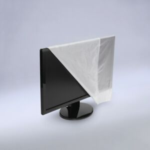 """Hama Universal Monitor Dust Cover For 27-29"""" Monitors - PC Monitor Screen Cover"""