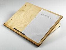 Sloped Writing Board   Wooden Sloped Writing Board