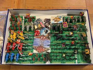 Battle Masters MB Board Game [ENG, 1992] Warhammer D&D